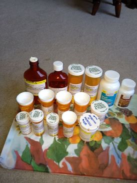 All my current meds
